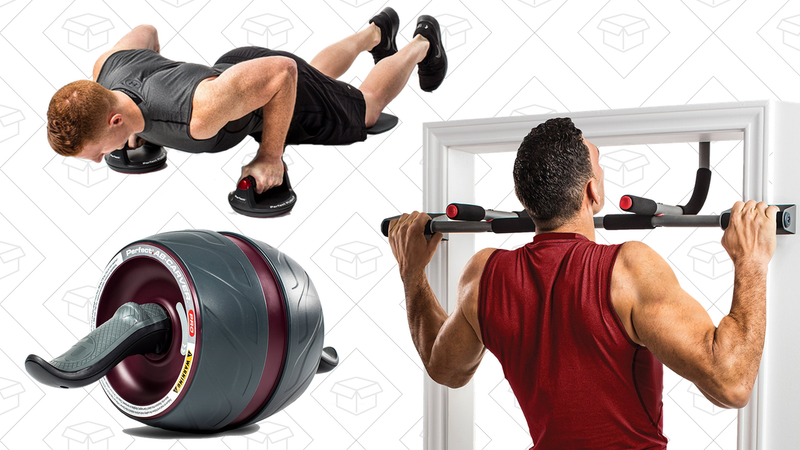 Perfect Fitness Gold Box