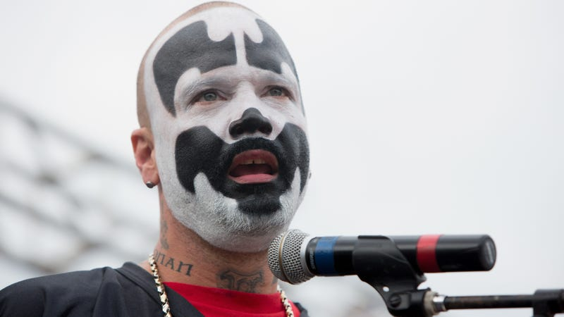 Illustration for article titled Apparently the best way to dodge facial recognition technology is to become a Juggalo