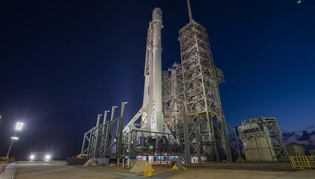 Why SpaceX Won t Be Landing Its Rocket Tonight