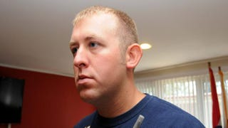 Darren Wilson, the now-former Ferguson, Mo., police officer who shot and killed 18-year-old Michael Brown while on the force in August 2014Handout