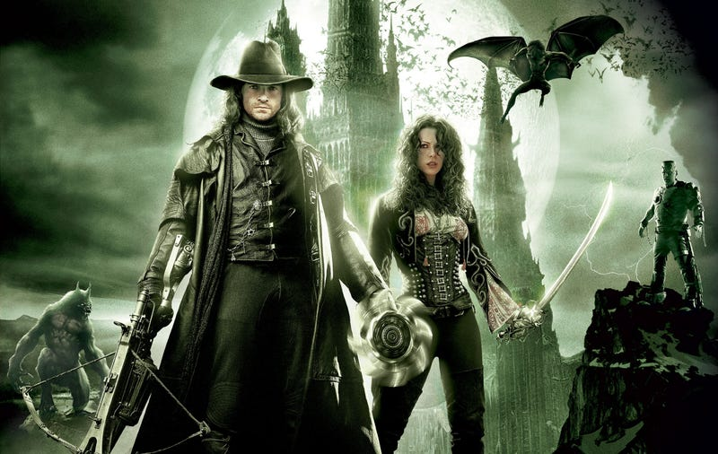 Illustration for article titled Syfy's Van Helsing TV Show Is Already Completely Ridiculous