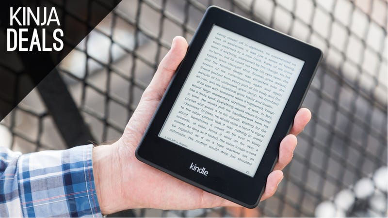 Illustration for article titled Pick Up a Kindle Paperwhite For Under $100 Today