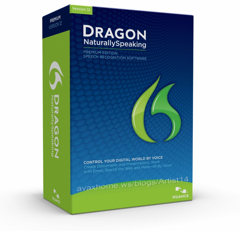 nuance dragon naturally speaking download