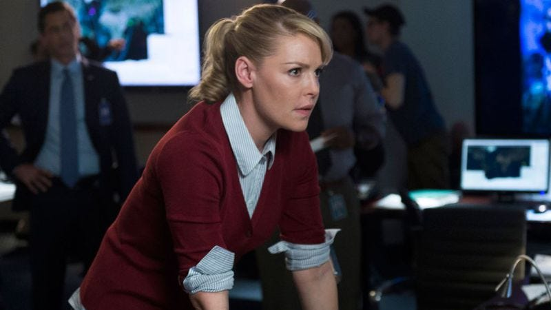Illustration for article titled Katherine Heigl joins retooled CBS drama Doubt
