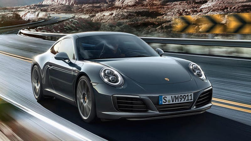 Illustration for article titled Porsche Will Let You Take a 911 Carrera for a Week for the Low Price of $2,909