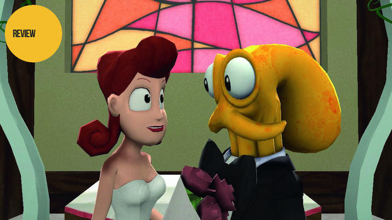 Illustration for article titled ​Octodad: Dadliest Catch: The Kotaku Review