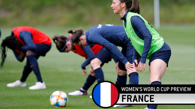 Illustration for article titled France's Women Are On A Mission To Establish Worldwide Soccer Dominance