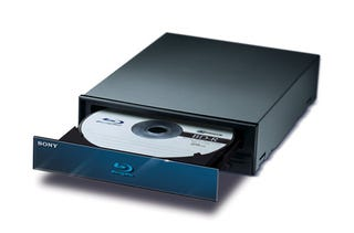 Illustration for article titled Sony Intros 4x Blu-ray Burner For PCs