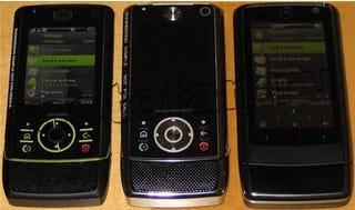 Illustration for article titled Motorola ZiNe Z12 Leaked Pictures?
