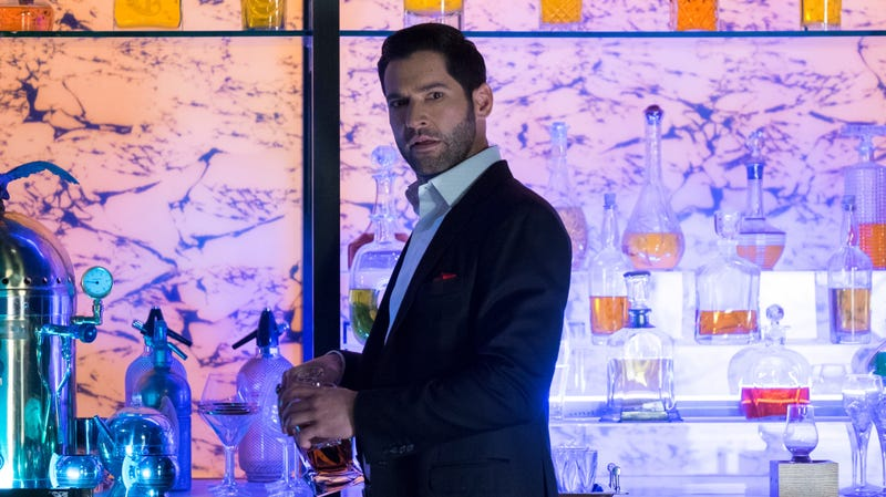 Tom Ellis is Lucifer
