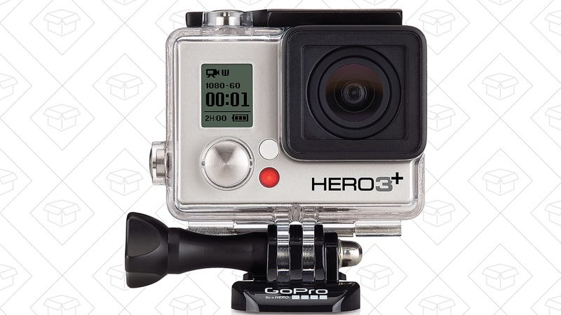 Refurb GoPro Hero3+ Silver Edition, $149