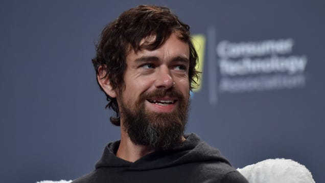 Jack Dorsey Assures Twitter Users That Company Having Most Idiotic Possible Internal Conversations About Trump's Account