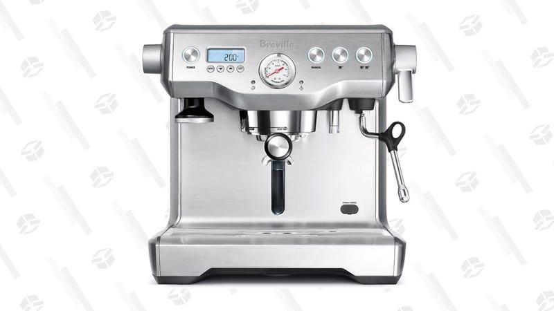 Máquina de espresso Breville con dos vaporizadores | $980 | AmazonGráfico: Shep McAllister