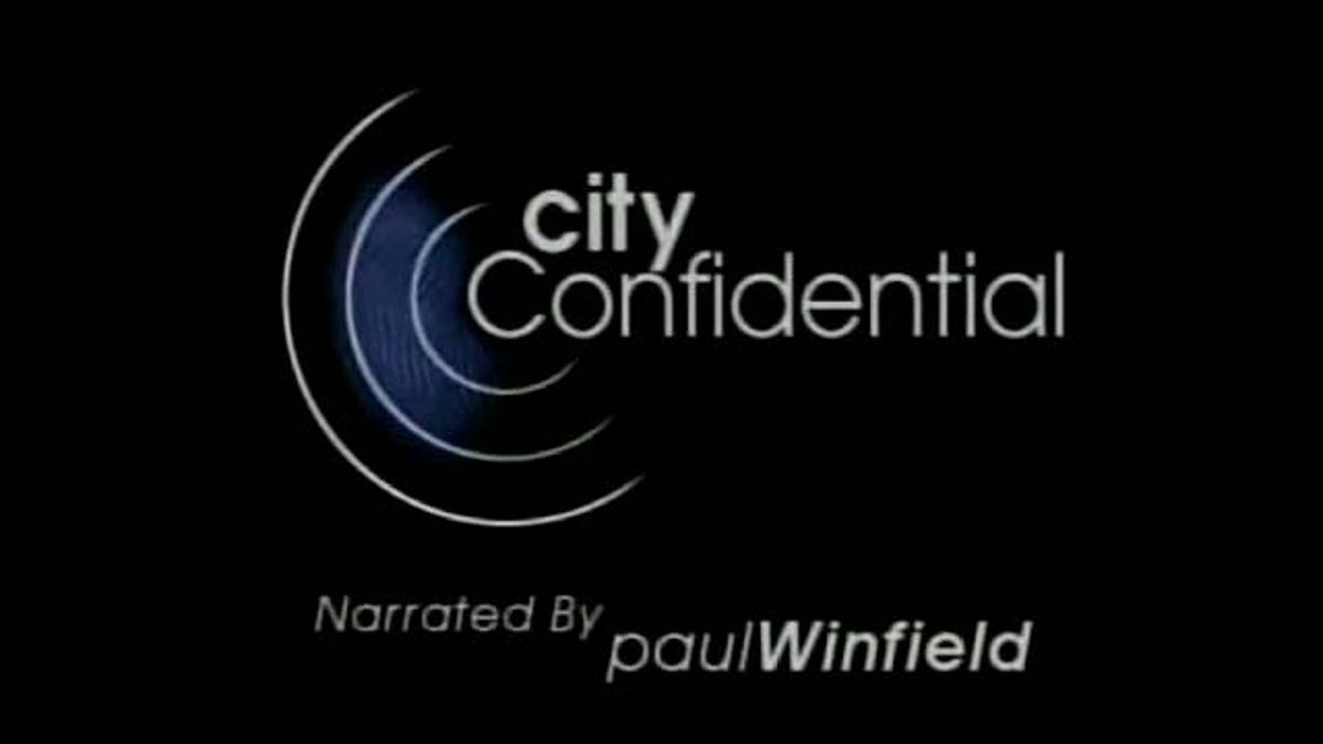 """City Confidential was true crime that put the """"guilty"""" in """"guilty pleasure"""""""