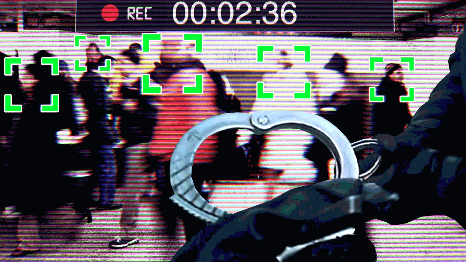 The New Tech That Could Turn Police Body Cams Into Nightmare Surveillance Tools