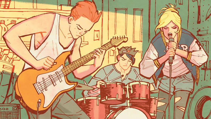 Illustration for article titled The New Archie Comics Have Some Damn Fine Fashion