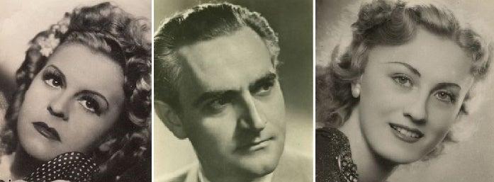 régi színészek társkereső fiatal színésznők