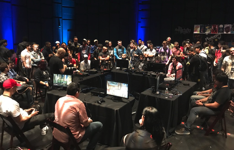 Players at the Killer Instinct World Cup. Image credit: Killer Instinct.