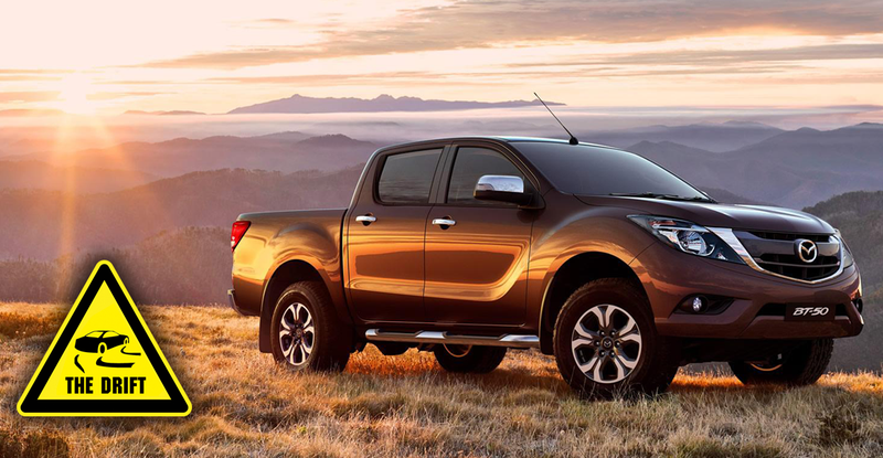 Illustration for article titled 2016 Mazda BT-50: This Is It