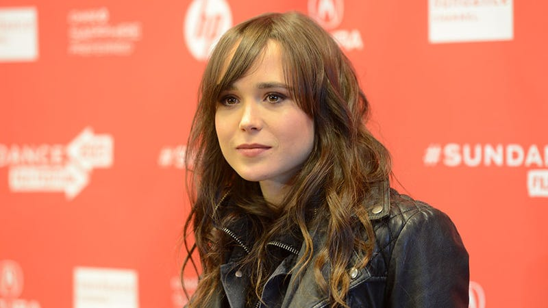 Illustration for article titled Ellen Page Comes Out as Gay