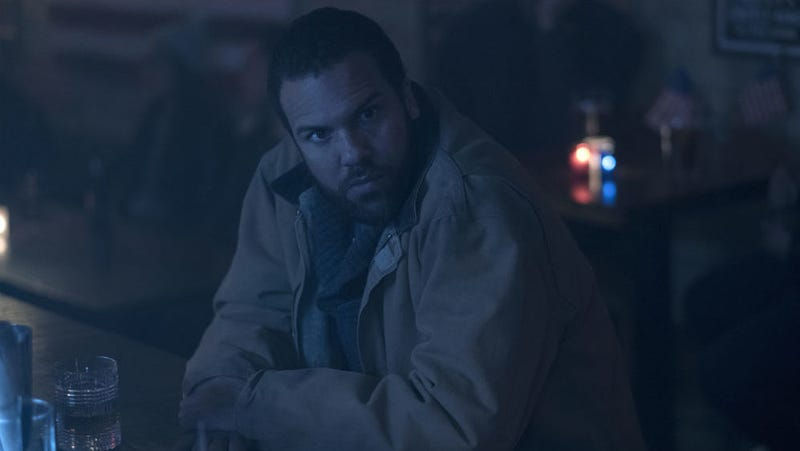 O-T Fagbenle as Luke on The Handmaid's Tale.