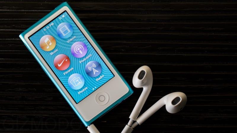Illustration for article titled iPod Nano