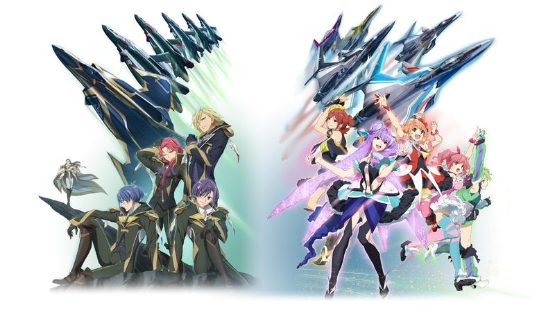 Illustration for article titled 9 Chapters so Far: Macross Delta