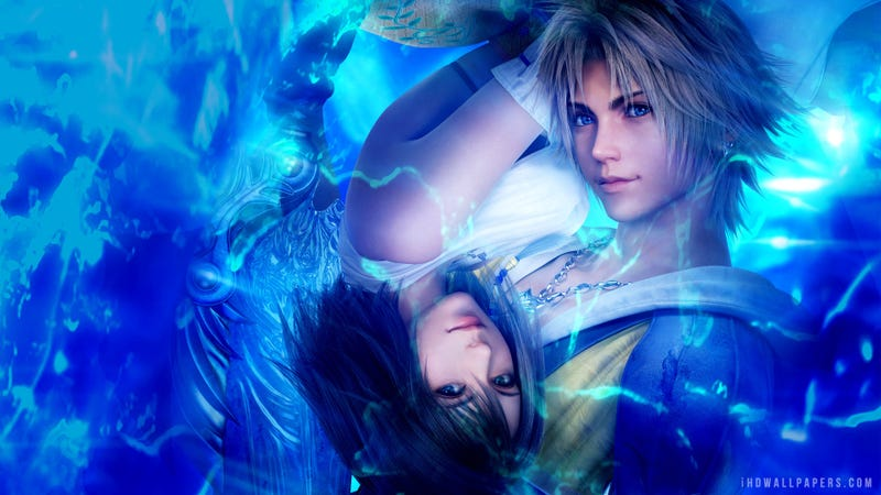 Illustration for article titled Now Streaming: Final Fantasy X (PS4) [Til about 11PM EST]