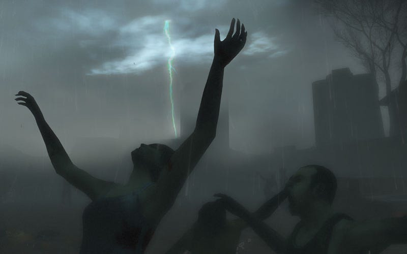 """Illustration for article titled Valve Brings Left 4 Dead 2 To Comic-Con, Reveals """"Swamp Fever"""""""