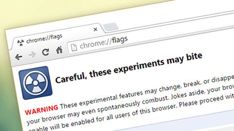 how to open hidden browser chrome