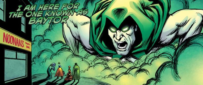 Illustration for article titled Even the Spectre, DC's Spirit of Vengeance, Cannot Master Baytor