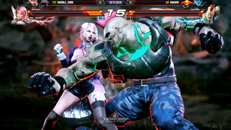 Illustration for article titled Dynamic Tekken Rematch Proves That Adaptability Is Key