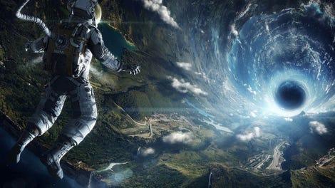 Resultado de imagen de Una puerta Espacial que nos lleve a las estrellas