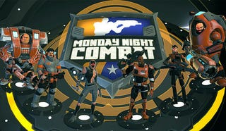 """Illustration for article titled Monday Night Combat Was Almost """"Combat, Inc."""""""