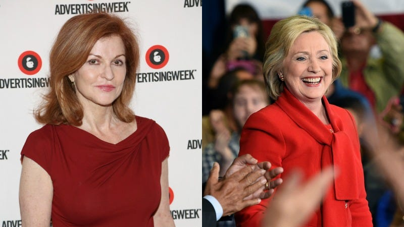 Illustration for article titled Maureen Dowd Arms Herself With Vague Idea of Feminism to Attack Hillary Clinton