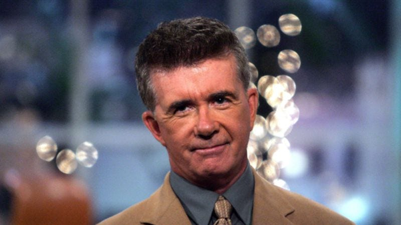 Illustration for article titled Alan Thicke