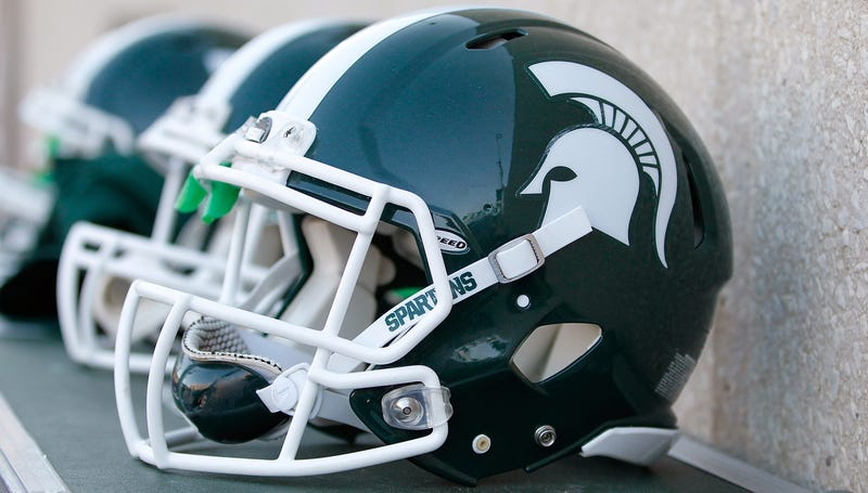 Michigan State's Auston Robertson charged in sexual assault case