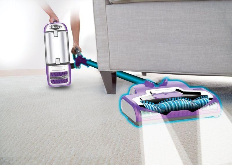 Shark Navigator Powered Lift-Away Deluxe Vacuum, $200