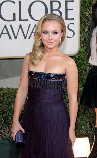 """Illustration for article titled Hayden Panettiere Attacks The Press; Jimmy Says Sarah """"Couldn't Date An Imbecile Anymore"""""""