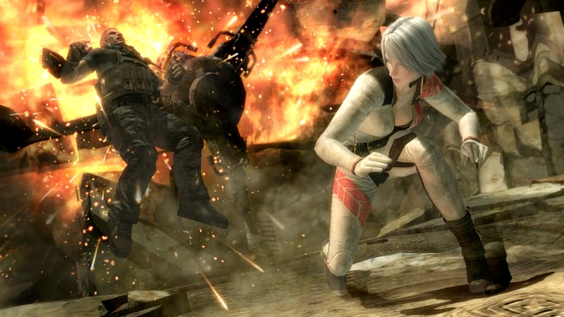 Illustration for article titled Dead Or Alive 5 Is The Latest Big Game Shipping With Too Many Glitches