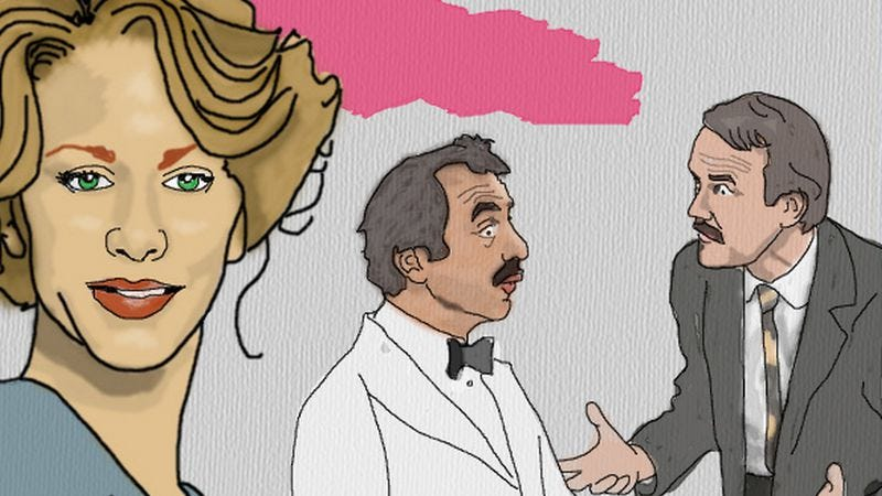 Illustration for article titled Celebrate Fawlty Towers' 40th with these ersatz Instagram selfies
