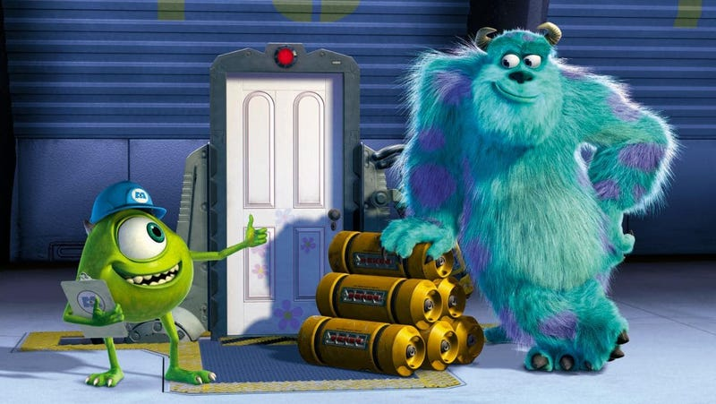 Mike and Sully will have some new friends in Monsters at Work.