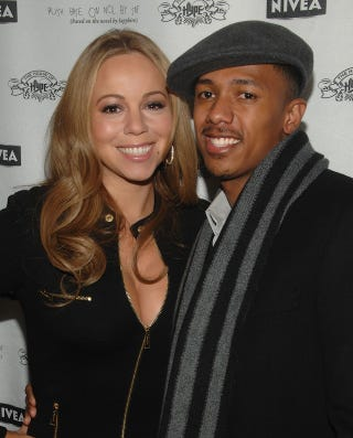 Illustration for article titled Nick Cannon Announces Mariah's Expecting Twins