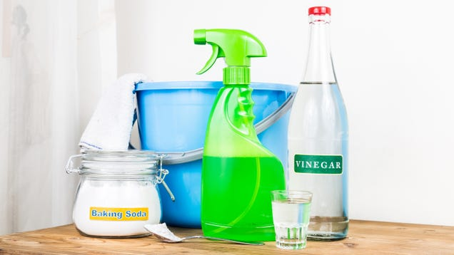 The Safest Way to Dilute Household Chemicals