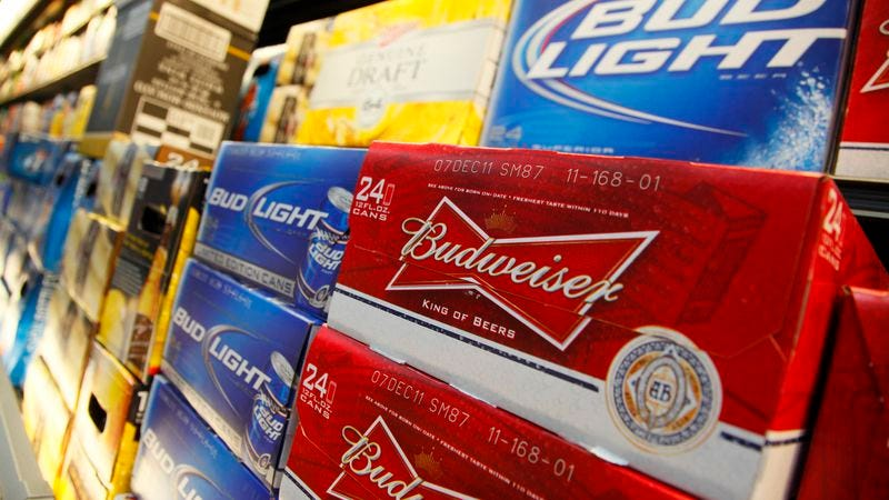 Some other fine craft beer brands, at least by Walmart standards (Photo: John Gress/Getty)