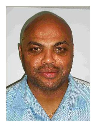 Illustration for article titled Charles Barkley Looks a Little Sweaty