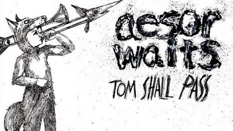 Illustration for article titled Tom Waits and Aesop Rock together? Yeah, that'll work, suggests mashup