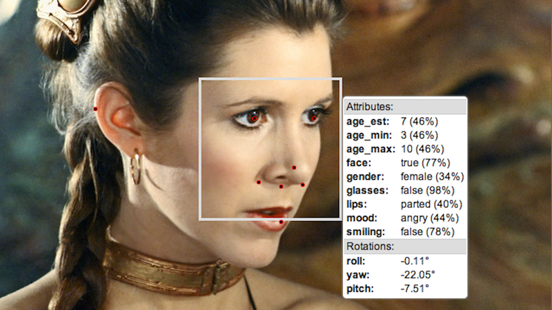 Illustration for article titled This Super Face-Scanning Software Thinks It Can Guess Your Age