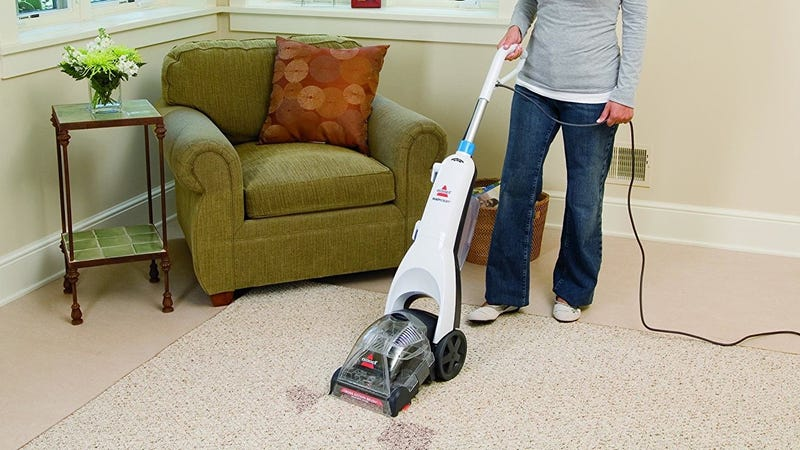 Bissell ReadyClean Carpet Cleaner, $70