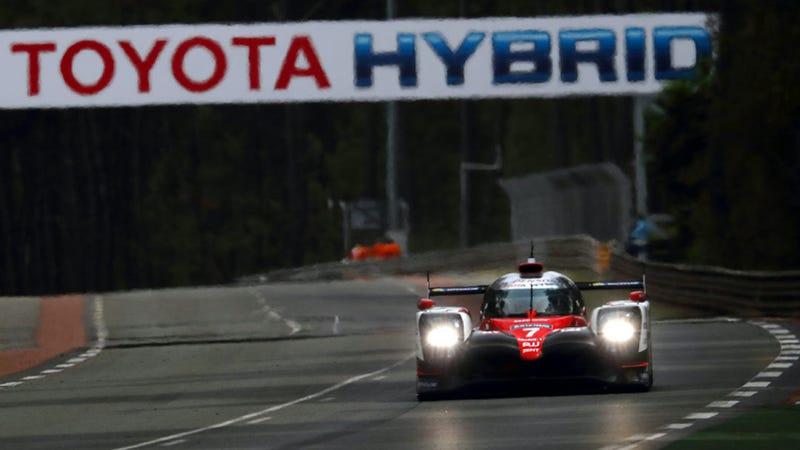 Photo credit: Toyota Gazoo Racing